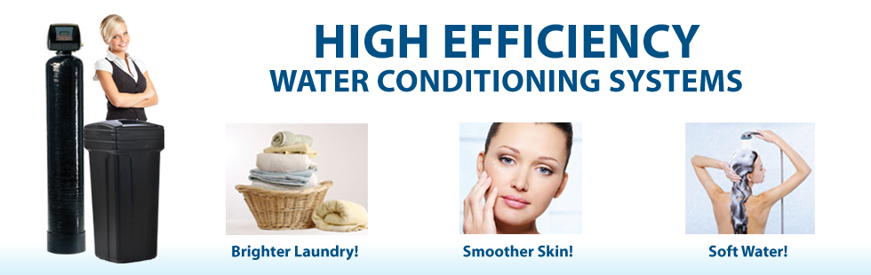 High Efficiency Water Conditioning Systems