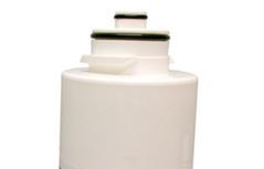 Drinking water cartridge double seal
