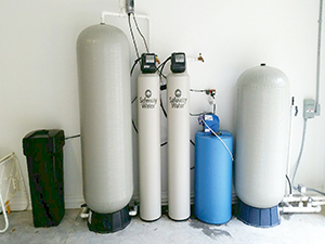 Hydrogen Peroxide Well Water Treatment System