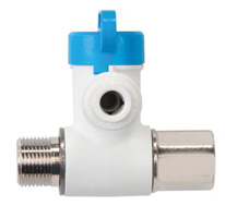 Genuine John Guest® Angle Stop Valve