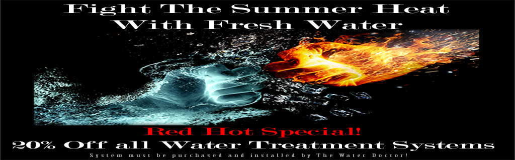 Red Hot Special Summer Sale